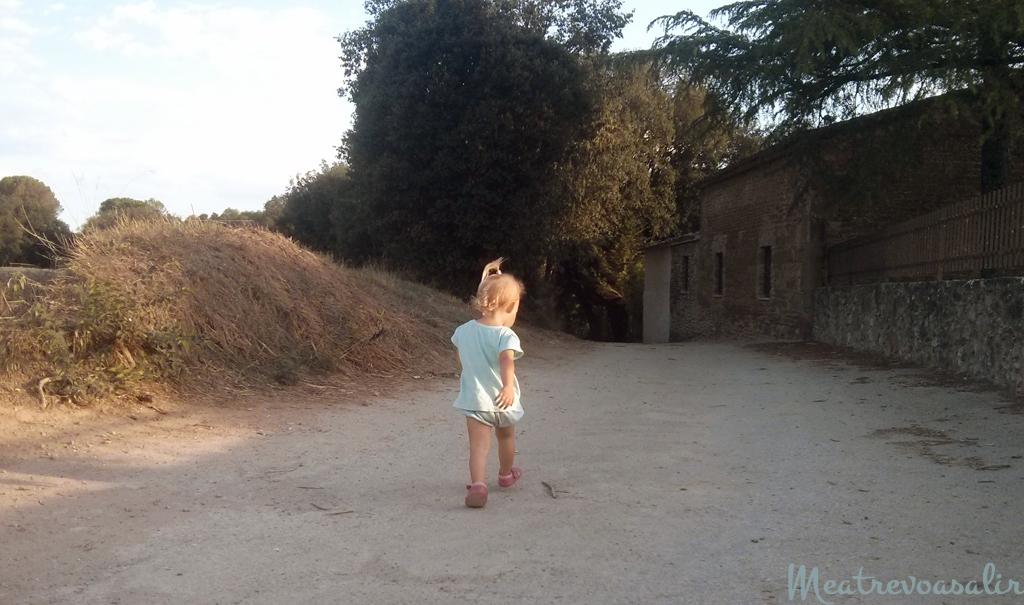 Mi hija de 18 meses - Amor en todas las direcciones