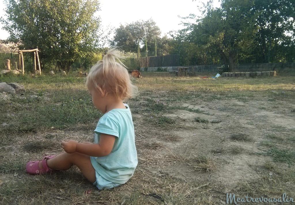 Mi hija de 18 meses
