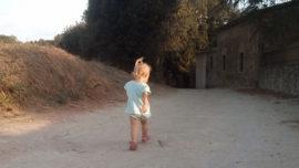 Mi hija de 18 meses - Amor