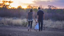 Discutir delante de los hijos: mamá y papá necesitan hablar