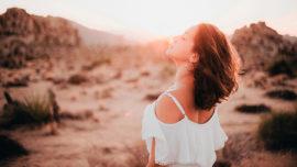 Confianza, amor, descanso: Una lección de verano