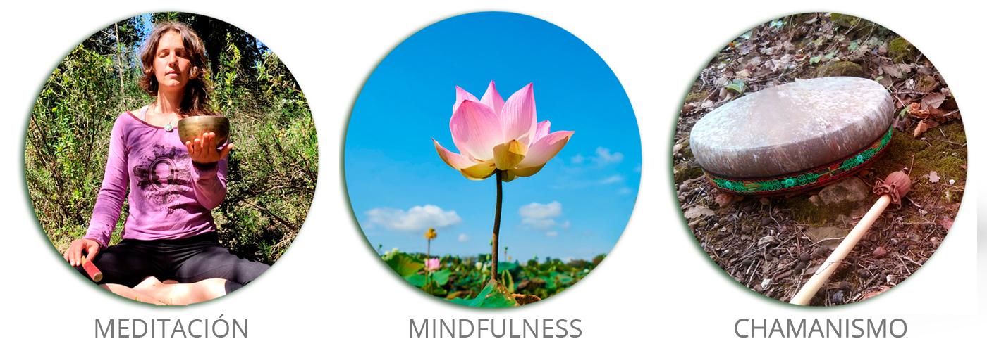 Meditación - Mindfulness - Chamanismo