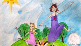 Lobas & Lobitas - Círculo de Madre e Hijas